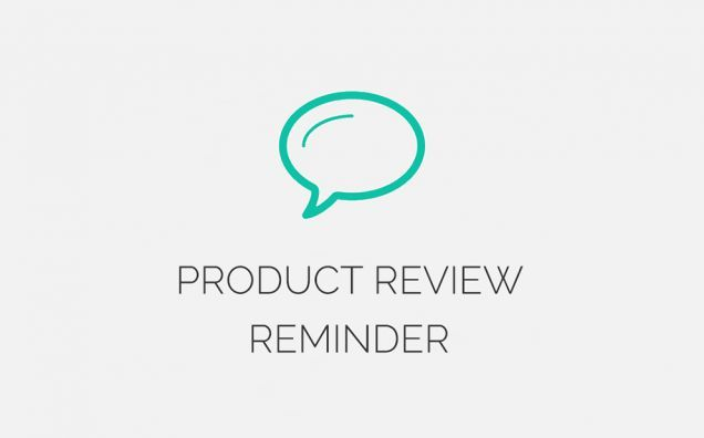 Product Review Reminder